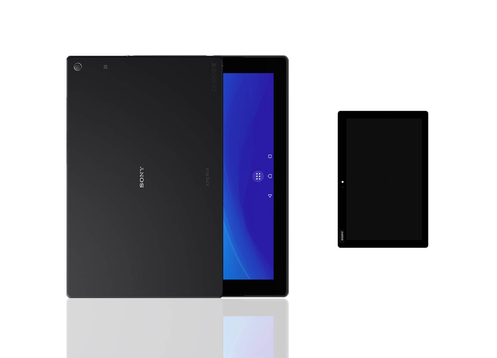 Display tablet sony